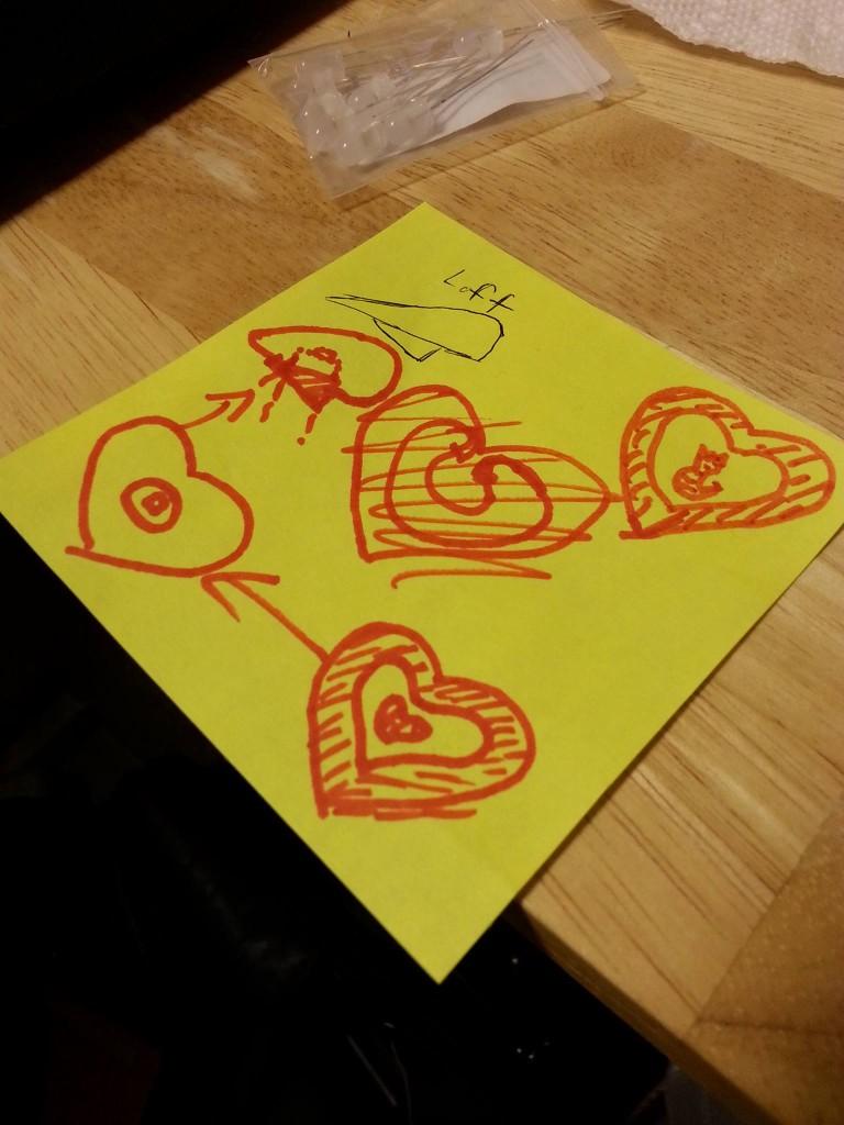 Gadgetcat Valentine Sketch